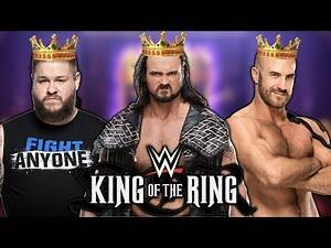 Fantasy Booking WWE King of the Ring 2019!