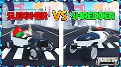 🎄SHREDDER VS SLEIGHER! / MAD CITY🎄