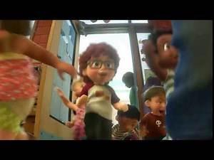 Toy Story 3 Daycare scene EARRAPE