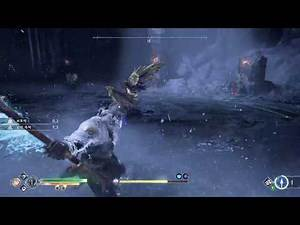 God of War Sigrun Hard Runic Attack setting