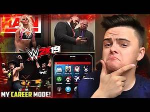 WWE 2K19 My Career Mode Reaction & REVIEW!
