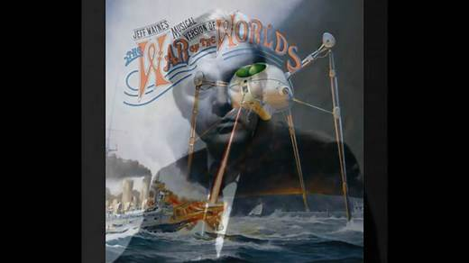 Richard Burton - The War of the Worlds