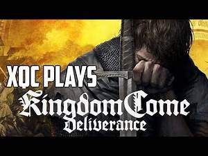 Going Full Simp - xQc Plays Kingdom Come: Deliverance | Part 1 | xQcOW