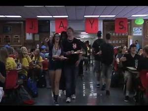 First Day of School at Jefferson City High School