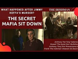 Tony Pro Wanted to Kill Frank Sheeran in a Secret Mob Meeting | The Irishman Explained