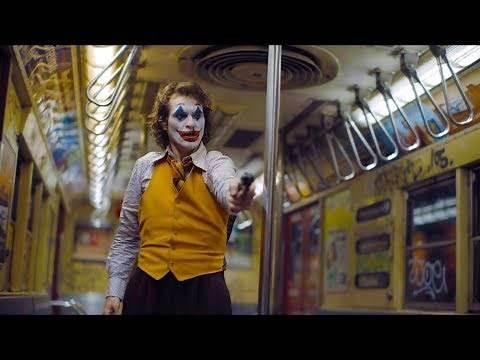 Arthur kills three guys in the subway | Joker [UltraHD, HDR]