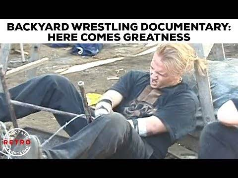 BYW Documentary: Here Comes Greatness - Backyard Wrestling Retro