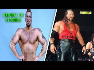 Kevin Nash Steroid Transformation 2019 - WWE, WCW And Steroids. Workout