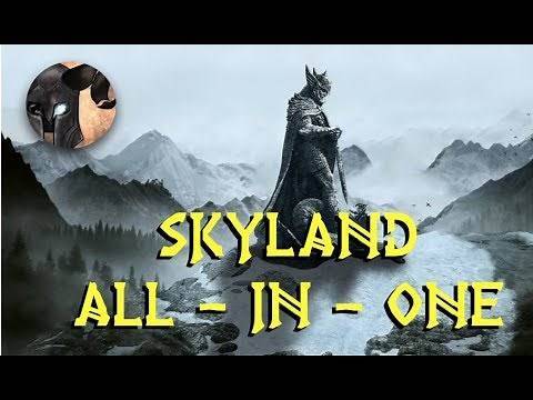 Skyrim XB1X: Skyland All-in-One
