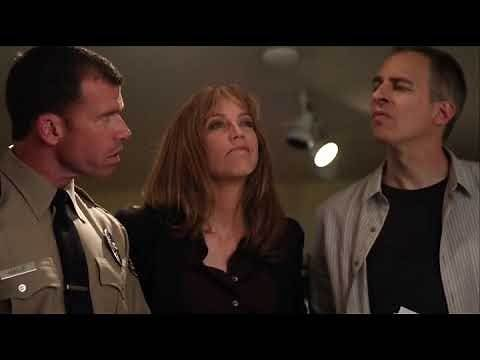 Sons Of Anarchy: Clay Gets Arrested But Saves $2400 In The Process ft. Agent June Stahl