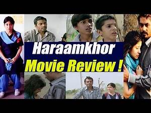Haraamkhor Movie review : Twisted love story with brilliant performances | FilmiBeat