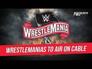 WrestleManias To Air On Cable