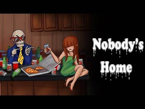 Nobody's Home (All 5 Endings) - RPG Horror Game!