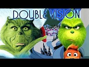 Double Vision: How The Grinch Stole Christmas (2000) Vs. The Grinch (2018)