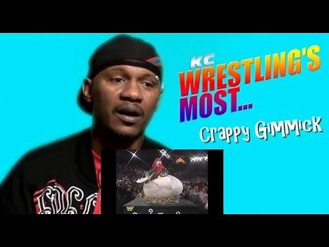 Wrestling's Most Crappy Gimmicks - The Gobbledy Gooker