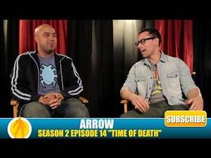 "Arrow ""Time of Death"" Season 2 Episode 14 Review"