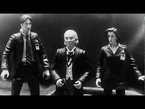 Doctor Who - X-Files Crossover (First Doctor)