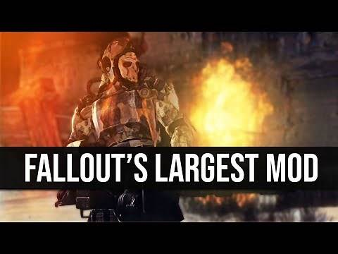 Fallout's Biggest Mod Ever Just Got a MAJOR Update & It's Almost Ready - Fallout: The Frontier
