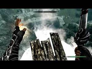 Skyrim Walkthrough: Ep. 45 Lost Valley Redoubt (Bind, Become Ethereal)