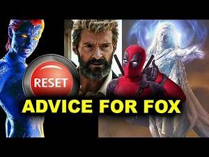 X-Men Reboot post Logan 2017 - Beyond The Trailer