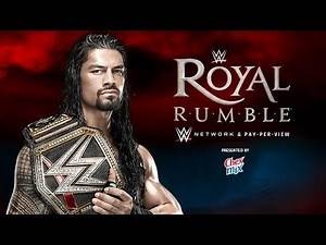 WWE 2K16 Royal Rumble PPV - 2016 Royal Rumble Match