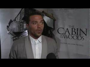 Jesse Williams at 'The Cabin in the Woods' Premiere