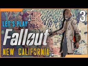 Fallout New California Mod #3: Everything Is DEAD! | Let's Roleplay