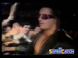 Super Catch 90: Intro de Bret Hart (WWF)