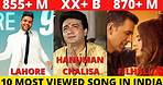 Top 10 Most Viewed Songs In India 2020 | Most Viewed Indian Songs 2020