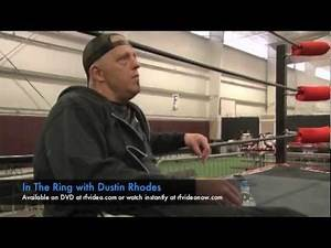 In The Ring with Dustin Rhodes Preview