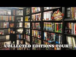 Omnibus, Hardcover, & Graphic Novel Collection 2019 Tour!!!