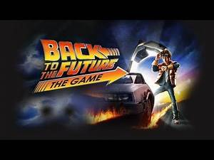 BACK TO THE FUTURE GAME (TELLTALE) LIVESTREAM (XBOX ONE)