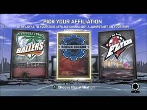 NBA 2K16 How To Play For Any MyPark Affiliation! • Switch Parks WITHOUT LOSING Rep Glitch Tutorial!