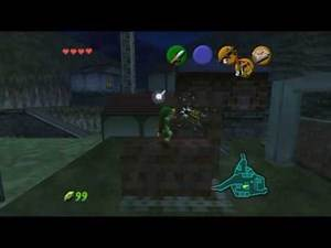 """The Legend of Zelda: Ocarina of Time (100%) - Part 5 """"The Free Hylian Shield"""""""
