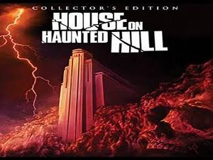 Bollywood horror movie | House on Haunted Hill (1959) Classic Vincent Price Horror Full Movie