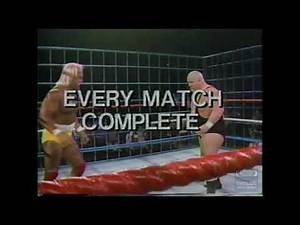 Wrestlemania 2   VHS   Television Commercial   1986   WWF