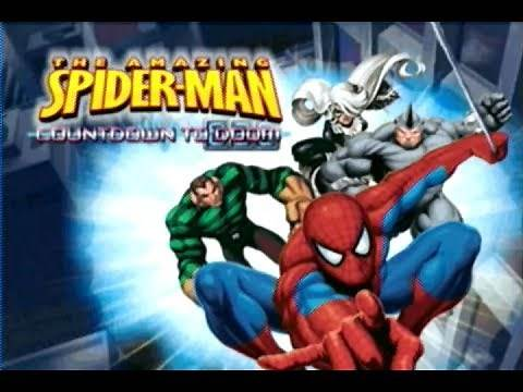The Amazing Spider-Man : Vtech V Flash Games Review