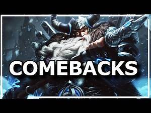 Smite Best of Comebacks