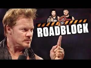 WWE Roadblock 2016 Predictions!