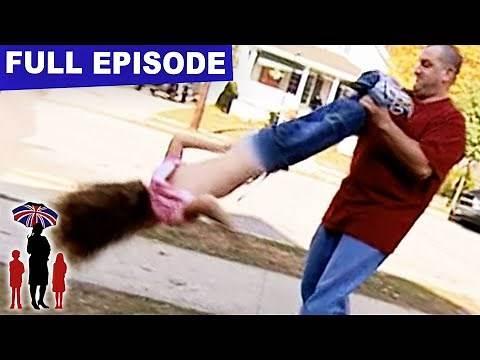The Schwartz Family - Season 2 Episode 11   Full Episodes   Supernanny USA