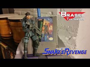 The Braselspective - Snake's Revenge | The Braselspective | NES | Feat. Replay Ability