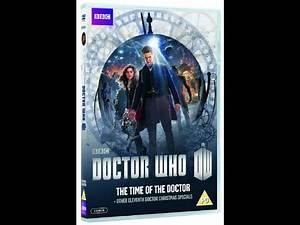 Doctor Who DVD Review #32: The Time Of The Doctor (+ Other Eleventh Doctor Christmas Specials)