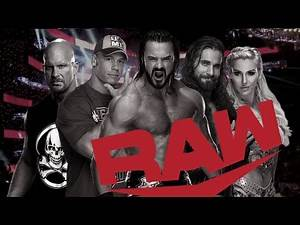 WWE Raw Custom Intro | Anniversary Edition: 1993 - 2020