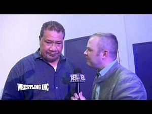 Haku on greatest wrestling moment, the death grip and loving the industry