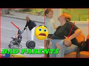 TOP 10 The Worst Parenting Fails