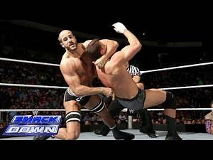 Cody Rhodes & Goldust vs. The Real Americans: SmackDown, March 14, 2014