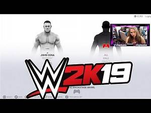 John Cena Open Challenge   WWE 2K19