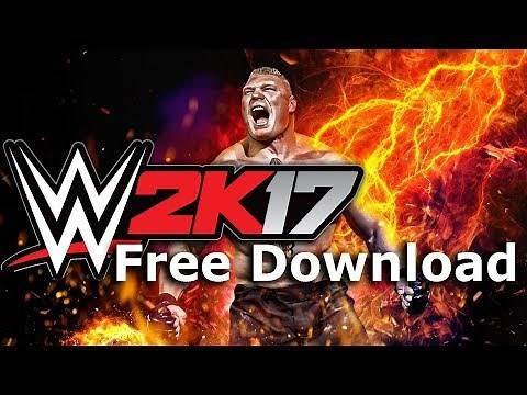 WWE 2K17 PC Download for Free (WWE 2K17 Free Download for PC Full Version Game)