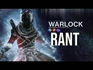 Destiny 2: The Warlock Rant I Didn't Think I'd Make