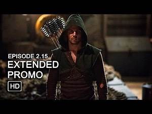 Arrow 2x15 Extended Promo - The Promise [HD]